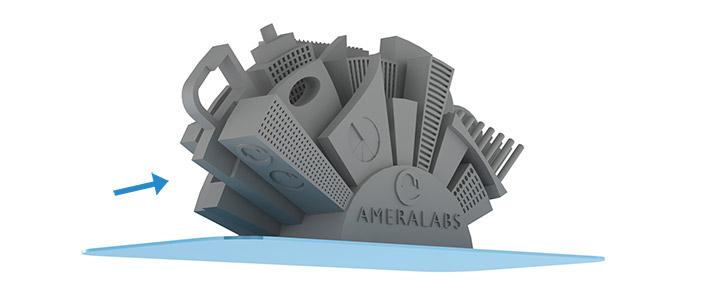 3D printer calibration print